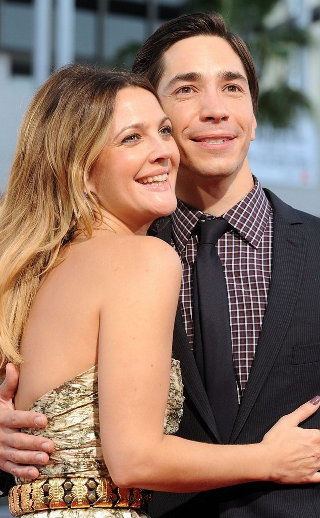 Drew Barrymore and Justin Long Spending Time Together 8