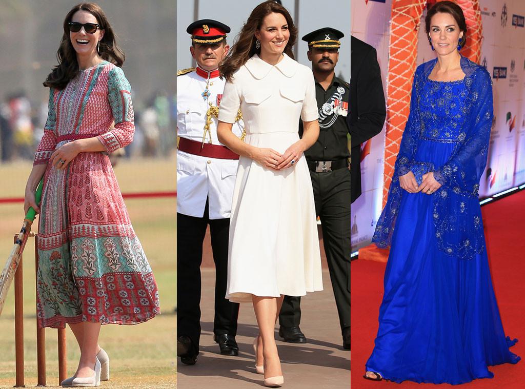 Catherine, Duchess of Cambridge, Kate Middleton, India