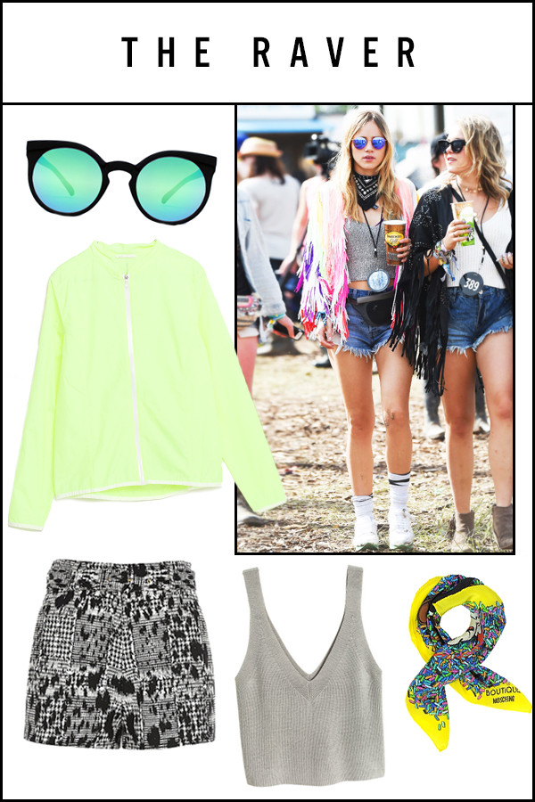 Festival Fashion What To Wear This Season Based On Your Personality E News Australia