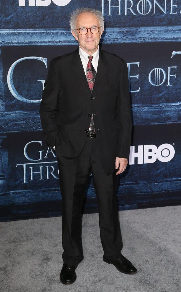 Jonathan Pryce, Game of Thrones Season 6 Premiere