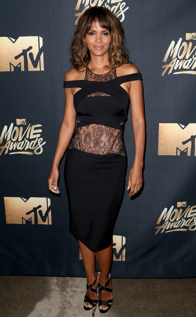 See Through Sexy From Halle Berry 39 S Best Looks E News