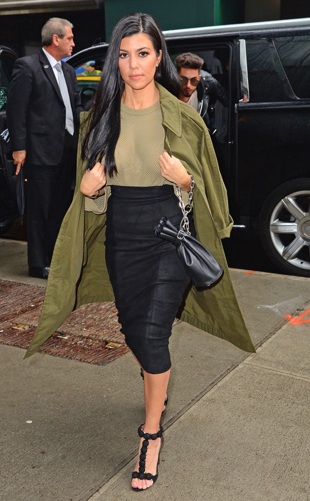 ESC: Prince Style, Kourtney Kardashian