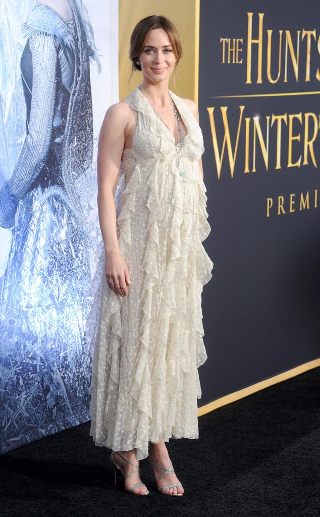 Emily Blunt, The Huntsman: Winter's War