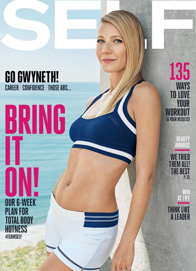Gwyneth Paltrow, SELF