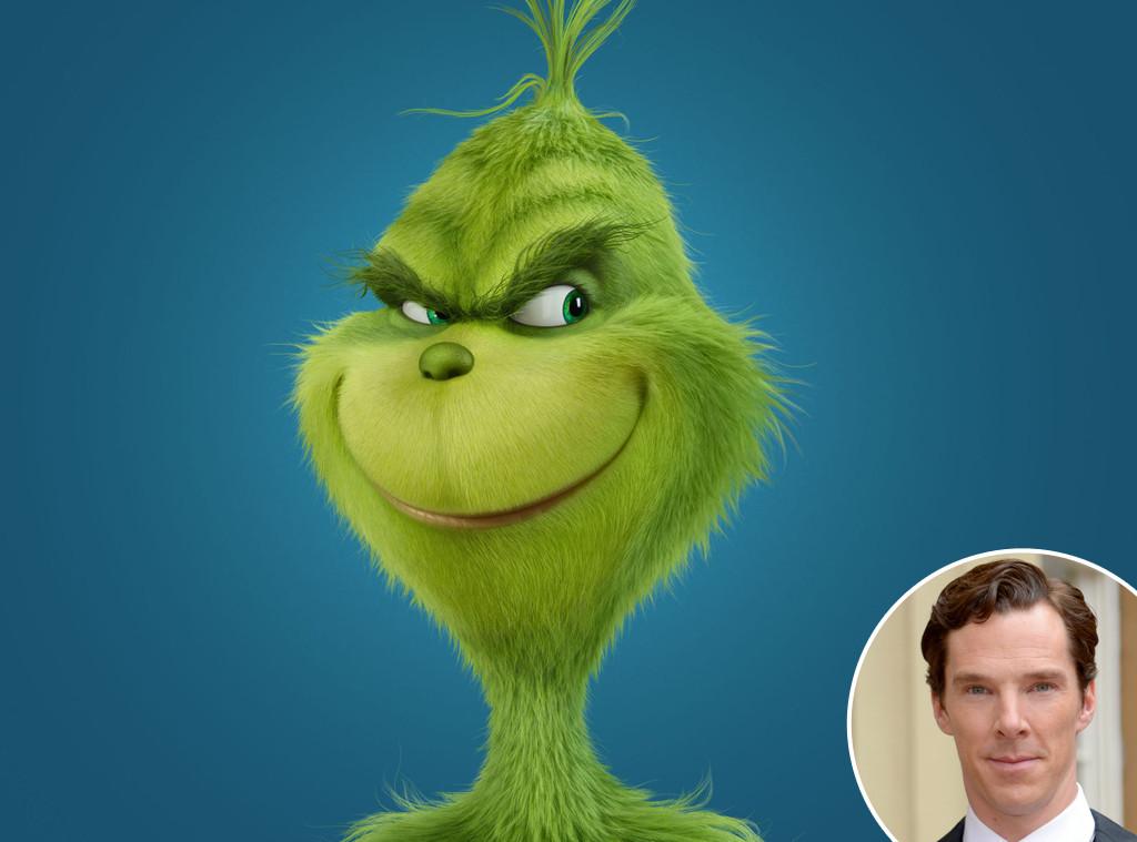 Benedict Cumberbatch, The Grinch