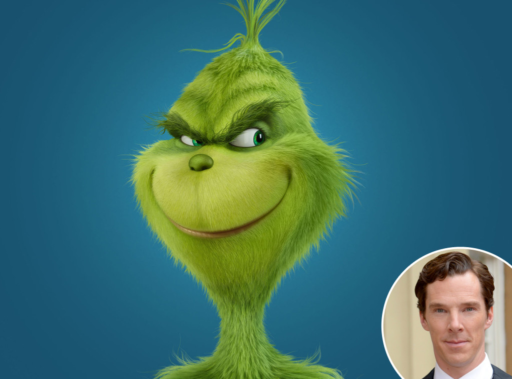 Benedict Cumberbatch, The Grinch