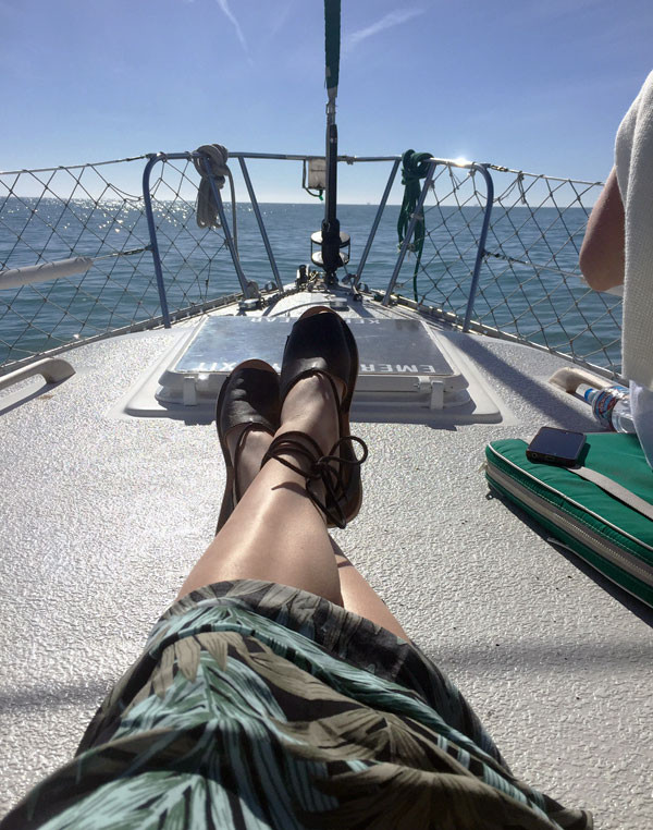 It List California, Whale Watching 101, Santa Barbara Harbour, Chloe Wilde