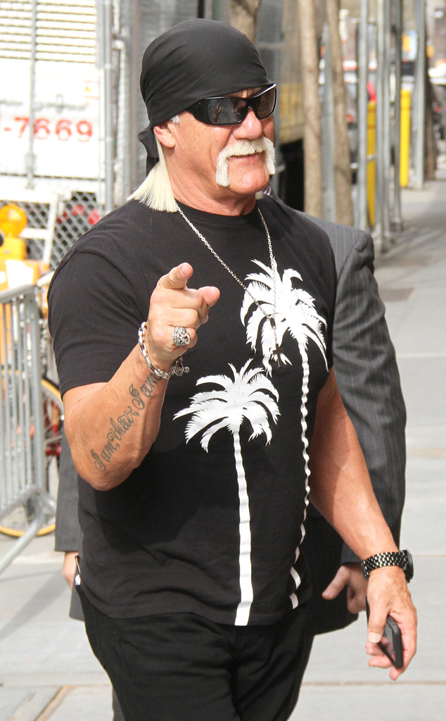 Hulk Hogan, The View
