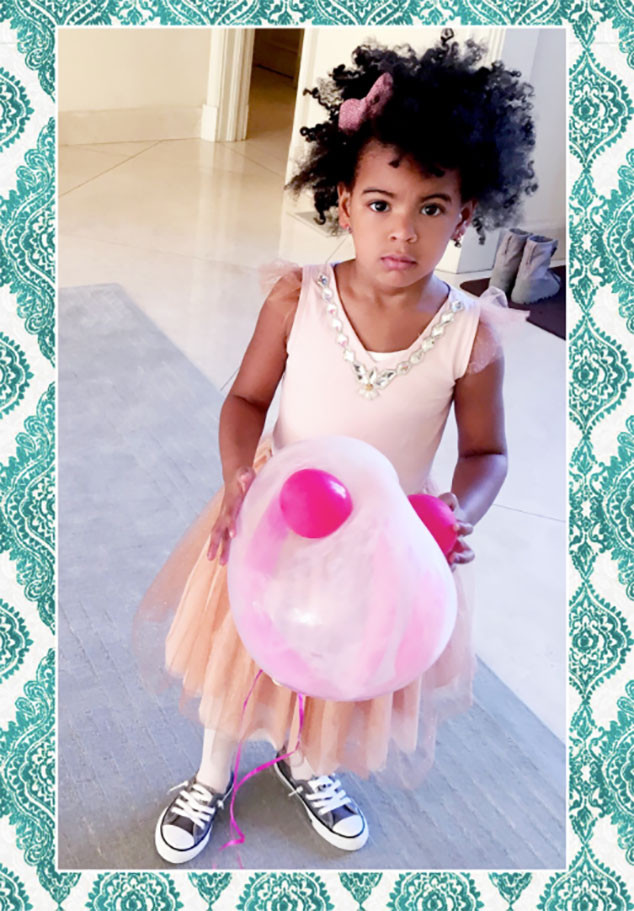Beyonce, Blue Ivy, Birthday Party