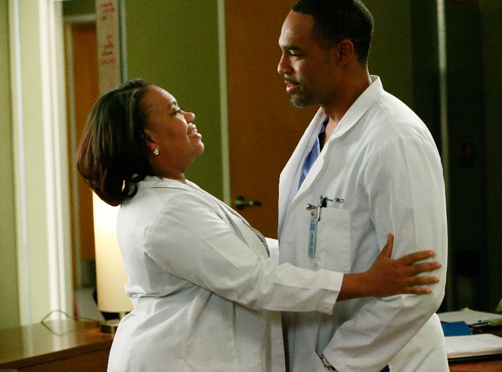 Chandra Wilson, Jason George, Grey's Anatomy