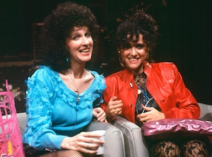 Mary Gross, Julia Louis-Dreyfus, SNL