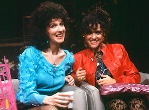 Mary Gross, Julia Louis-Dreyfus, SNL