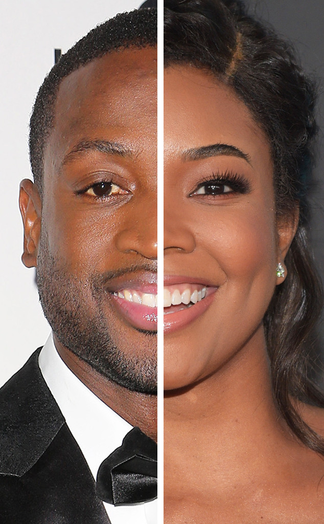 Gabrielle Union, Dwyane Wade, Couples That Look Alike