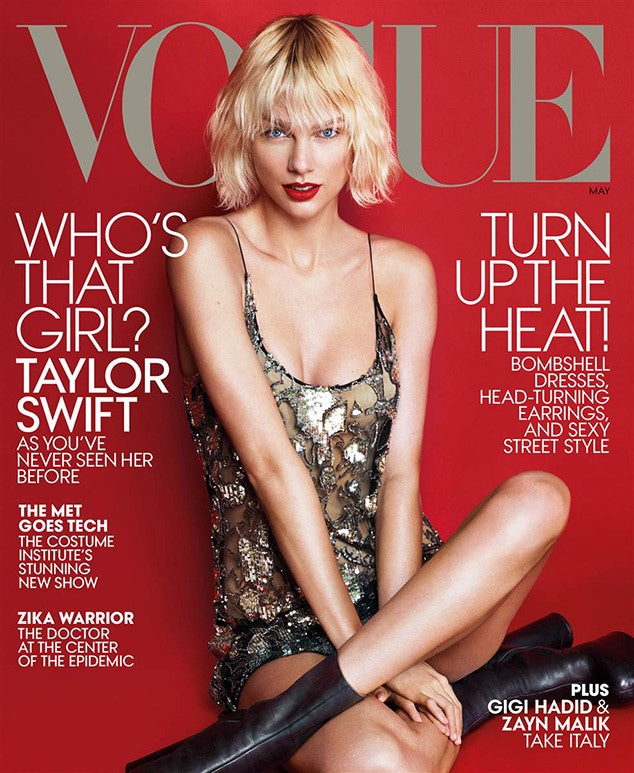 Taylor Swift, Vogue