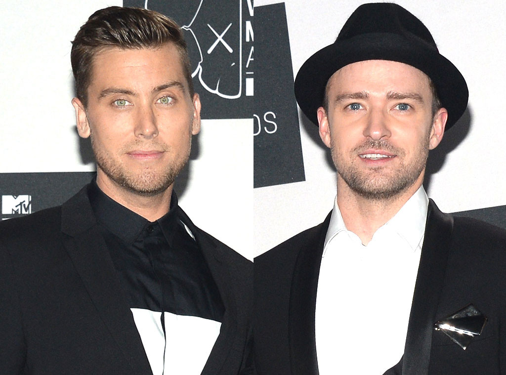 from Reyansh bass gay justin lance timberlake