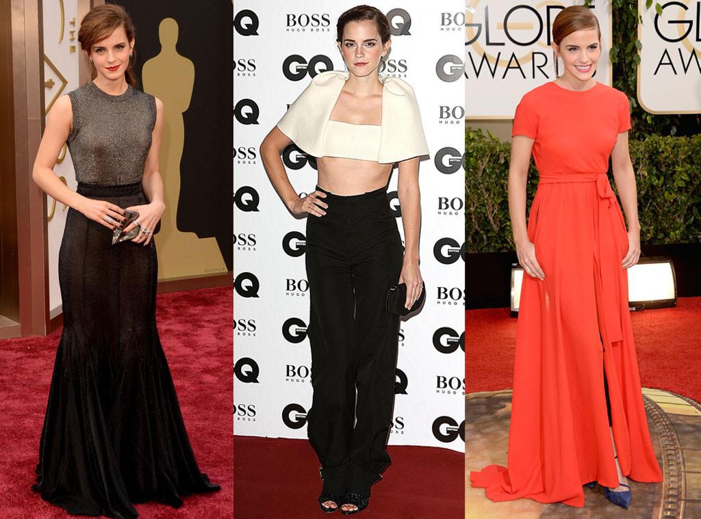 Emma Watson, Fashion
