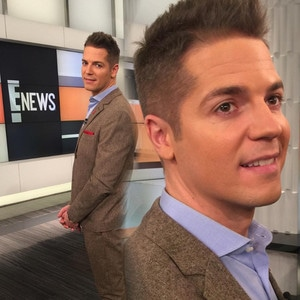 Jason Kennedy, Instagram