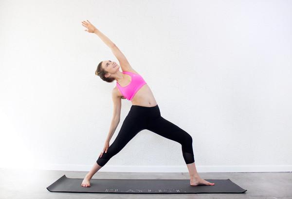 ESC 30 Day Yoga Challenge
