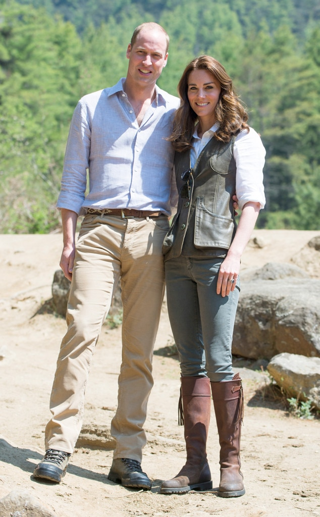 Outdoor Outfit From Kate Middleton S Entire India Wardrobe