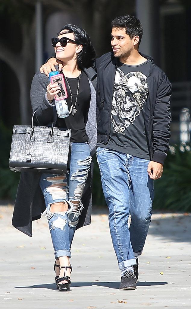 Demi Lovato, Wilmer Valderrama