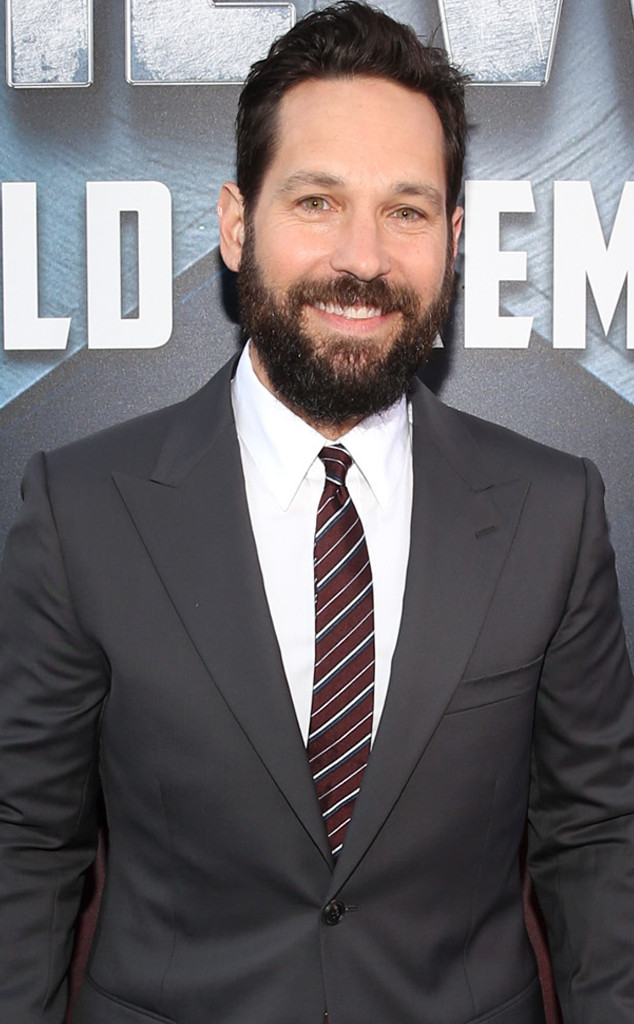 Here S How Paul Rudd Responds To A Screaming Young Girl E Online