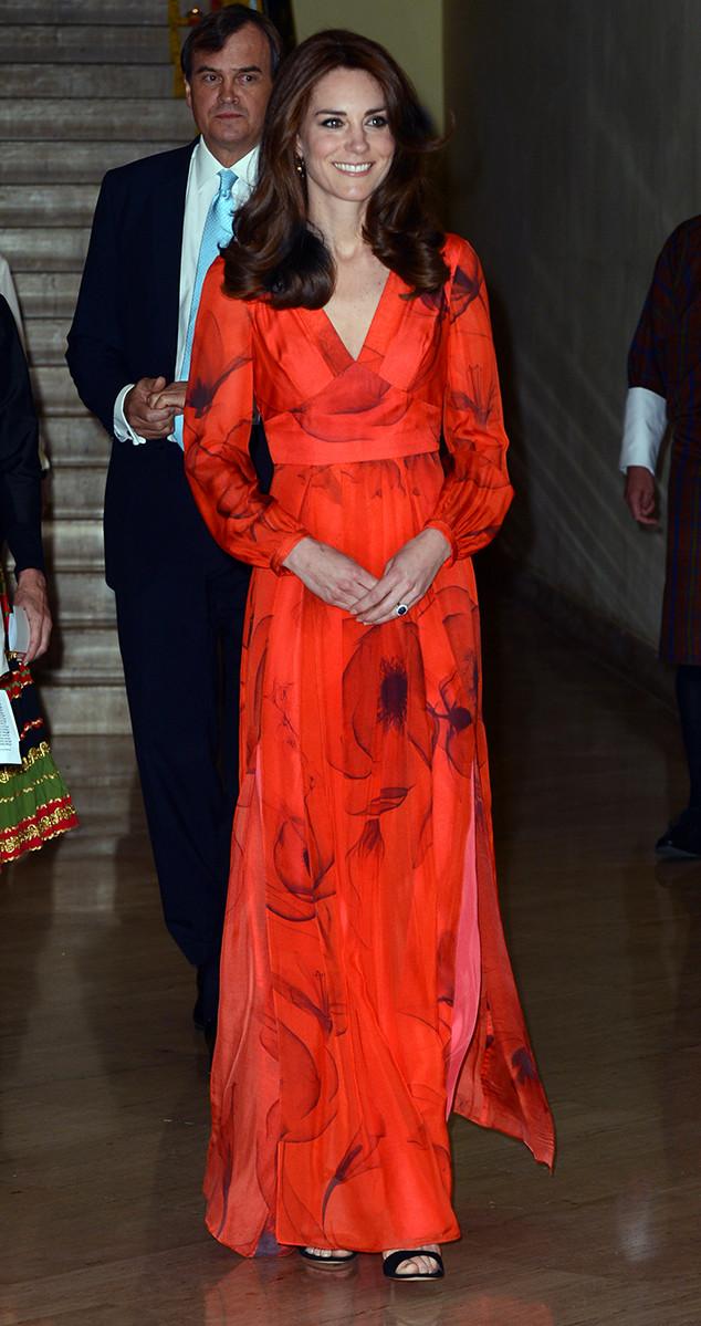 Catherine, Duchess of Cambridge, Kate Middleton, Bhutan