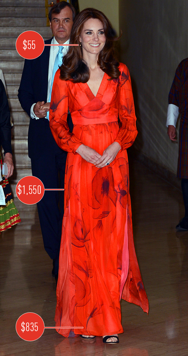 Prices, Catherine, Duchess of Cambridge, Kate Middleton, Bhutan