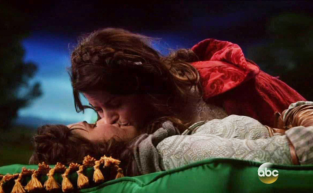 Once Upon A Time Finally Introduces Its First Lgbt