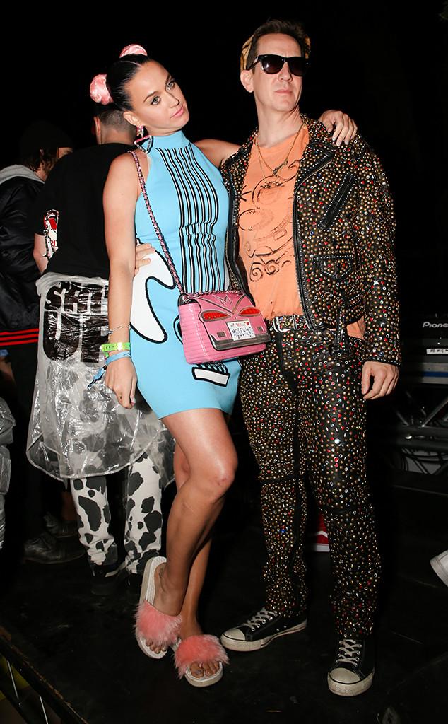 Katy Perry, Jeremy Scott, Coachella
