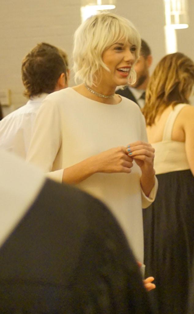 Taylor Swift, Texas Wedding