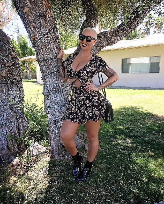 Amber Rose, Coachella 2016