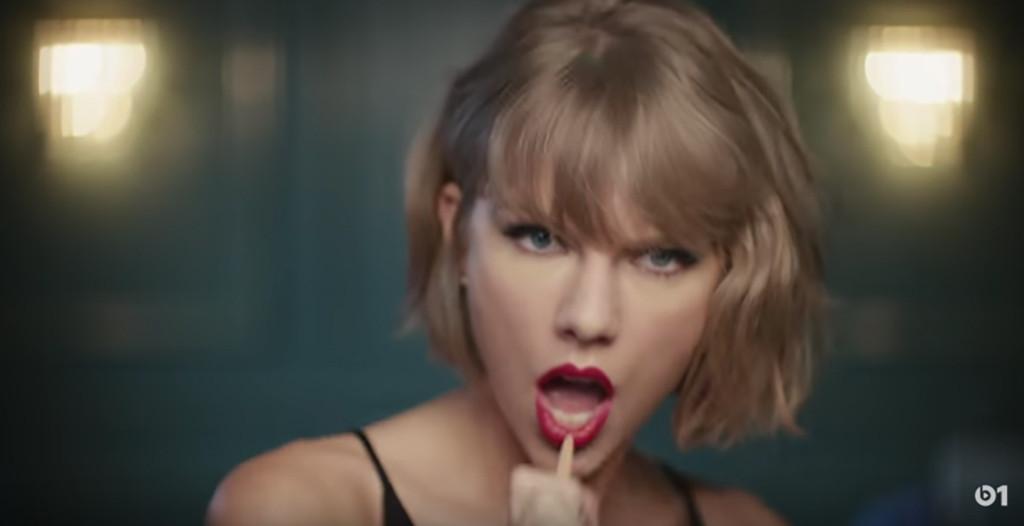 Taylor Swift, Apple Music
