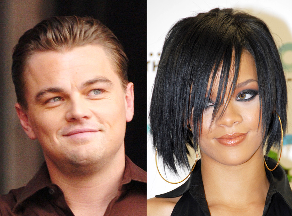 Rihanna, Leonardo DiCaprio