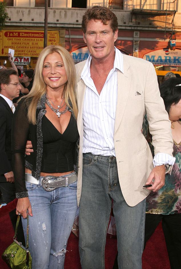 David Hasselhoff Is Over Paying His Ex-Wife 21,000 A -9460
