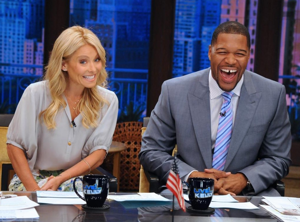 Michael Strahan Evolution: From NFL to Morning TV Host