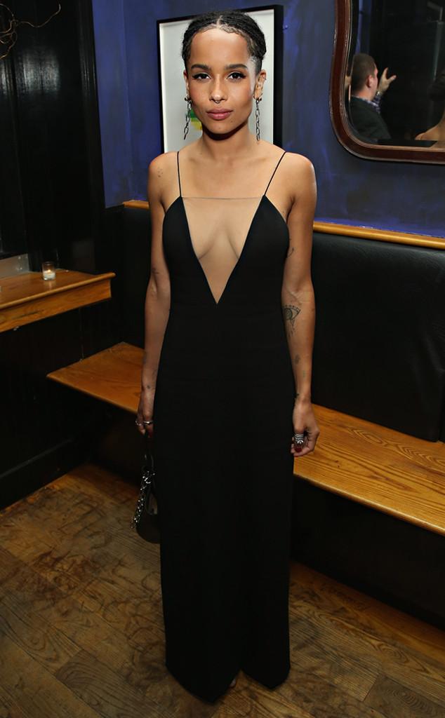 Zoe Kravitz, Tribeca Film Festival