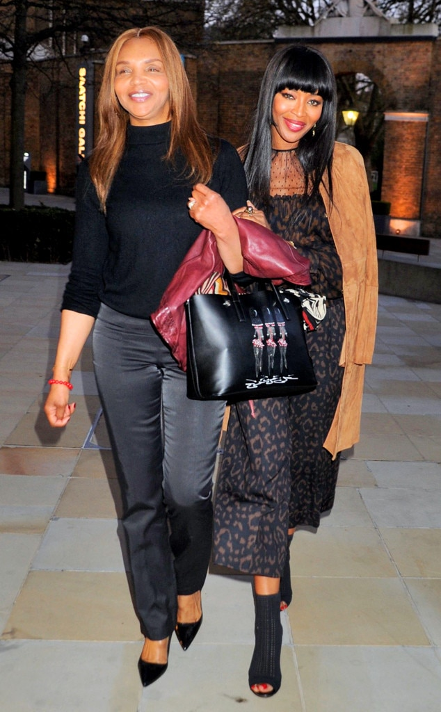 naomi campbell mother