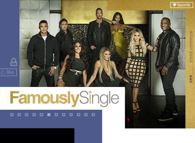 E famously single