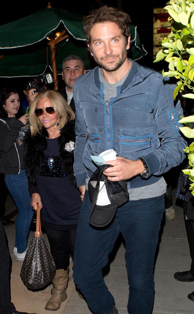 Bradley Cooper, Mother, Gloria Campano