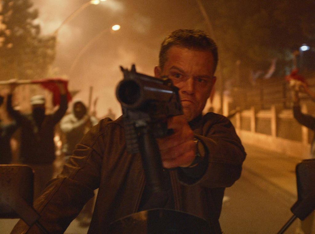 Matt Damon, Jason Bourne