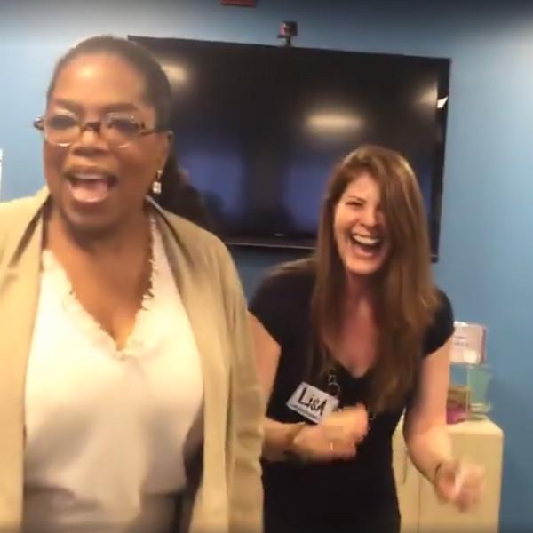 Oprah Winfrey, Weight Watchers, Facebook