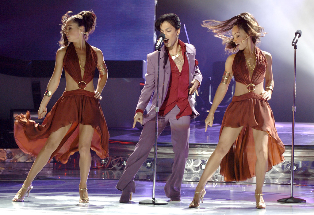 Prince, American Idol