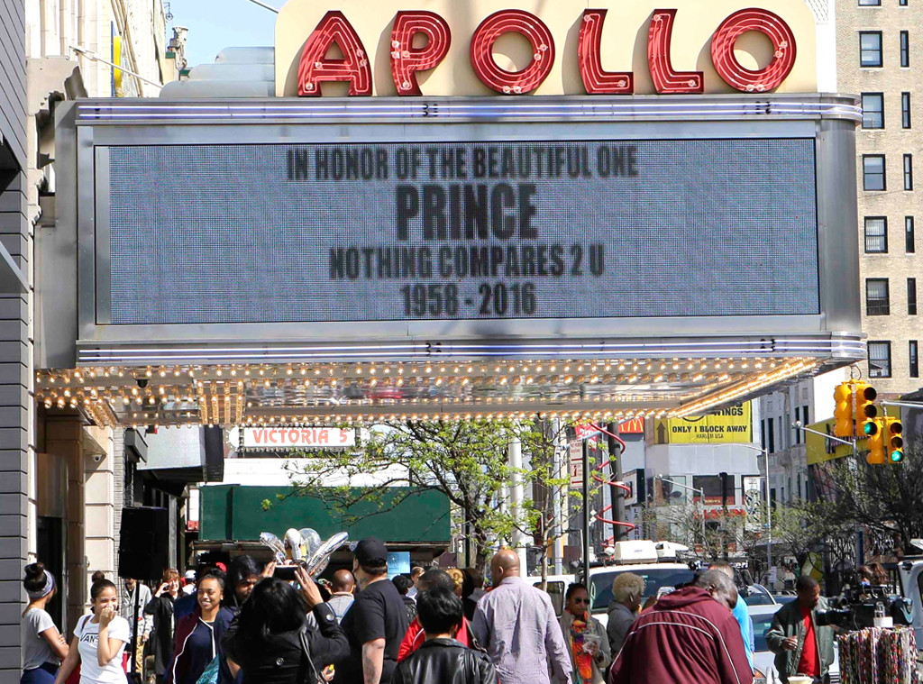 Prince, Obit, New York City