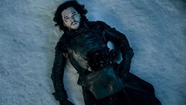 Kit Harington, Game of Thrones, Double Teaser