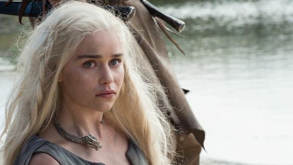 Emilia Clarke, Game of Thrones, Double Teaser