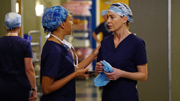 Kelly McCreary, Ellen Pompeo, Greys Anatomy, Double Teaser
