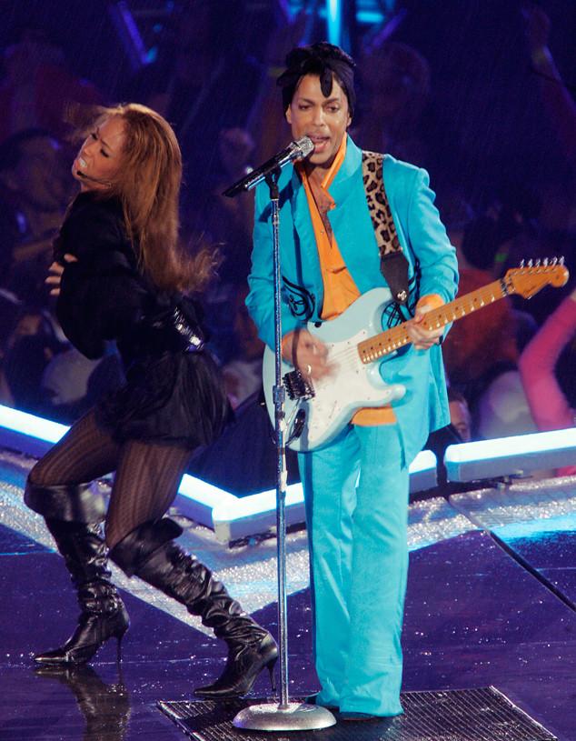 Prince, Musician, Super Bowl XLI 2007