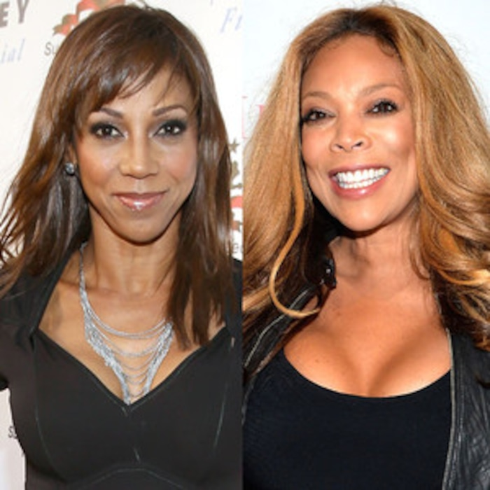 Holly Robinson Peete Speaks Out After Wendy Williams Throws