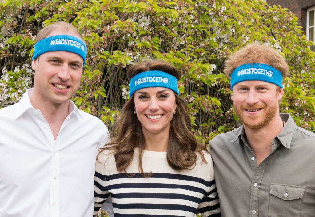 Prince Harry, Prince William, Kate Middleton, Duchess of Cambridge