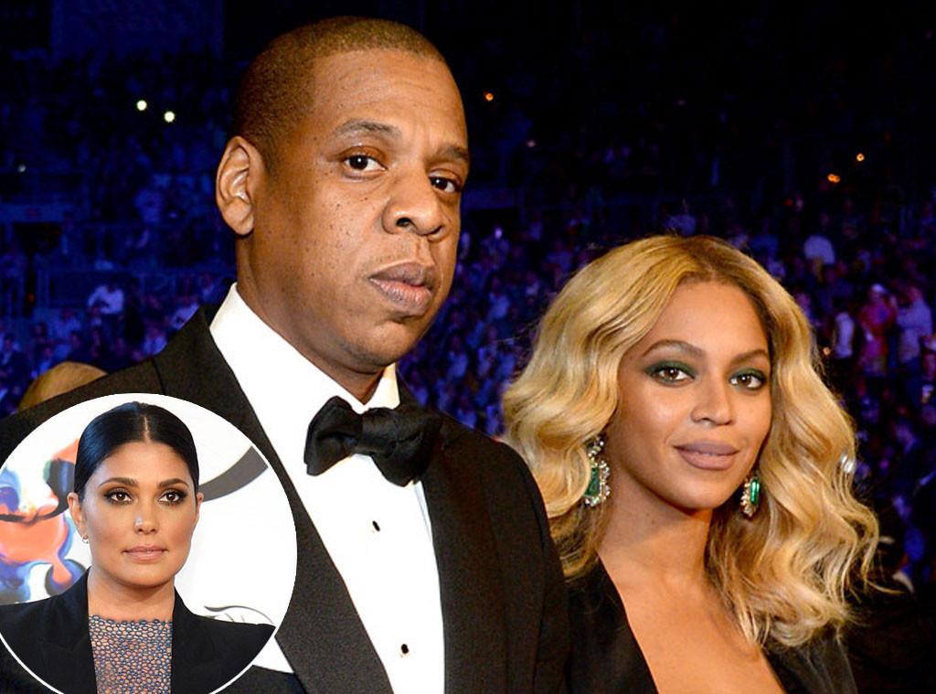 Rachel Roy, Beyonce, Jay-Z